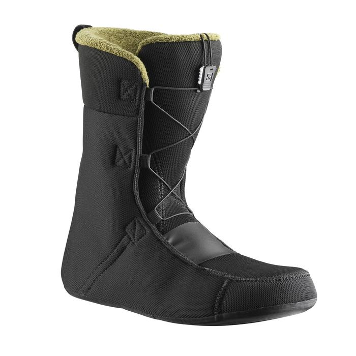 Chaussures de snowboard homme all mountain Faction - Zone Lock
