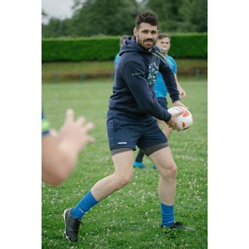 Rugby hoodie voor heren