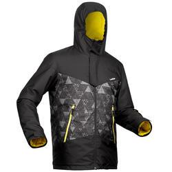 Ski-P 150 Men's Downhill Ski Jacket - Black