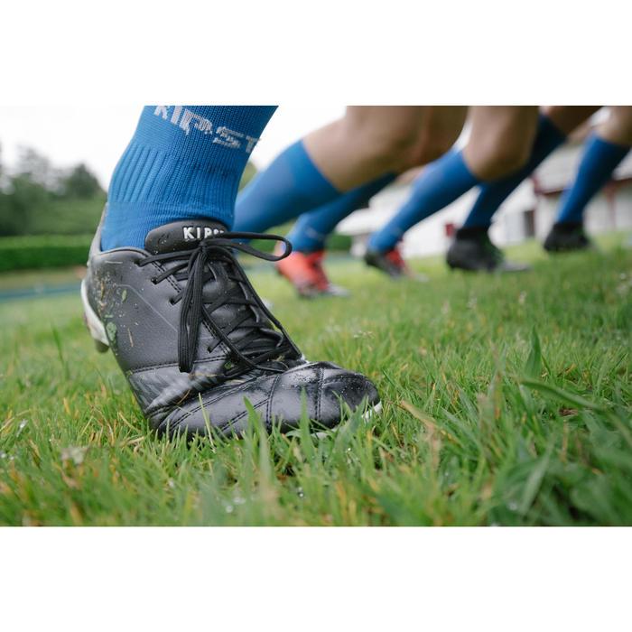 Rugbyschuhe Density SG R100 8 Stollen Erwachsene schwarz