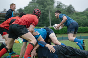 Rugby Spielsituationen