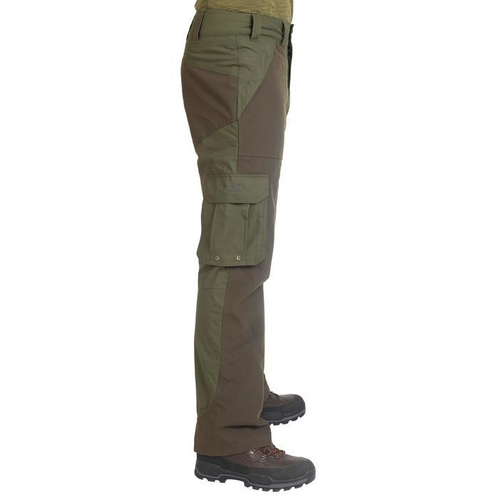 Pantalon chasse Inverness 500 imperméable vert