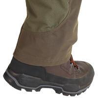 Inverness 500 waterproof hunting pants - green
