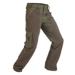 Inverness 500 Waterproof Hunting Pants - Green