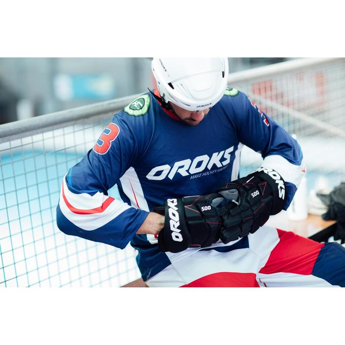 GANTS DE HOCKEY IH 500 JR