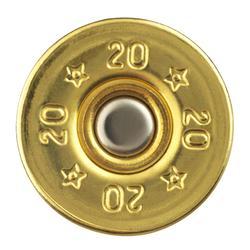 CARTUCHO L900 28 g NI CALIBRE 20/70 PERDIGÓN N°4 X25