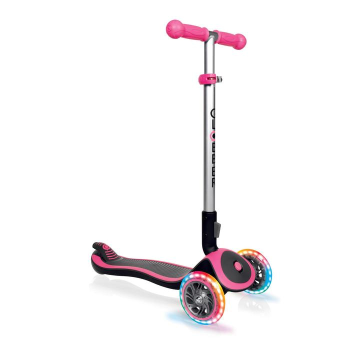 Trottinette EXPERT LIGHT NEON PINK pour enfants