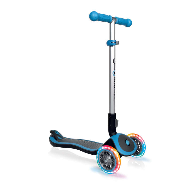 CHILD SCOOTERS Outdoor Activities - Advanced Scooter Light Blue GLOBBER - Outdoor Activities
