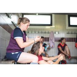 Haarelastiekjes voor dames rugby