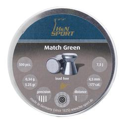 PLOMB H&N MATCH GREEN