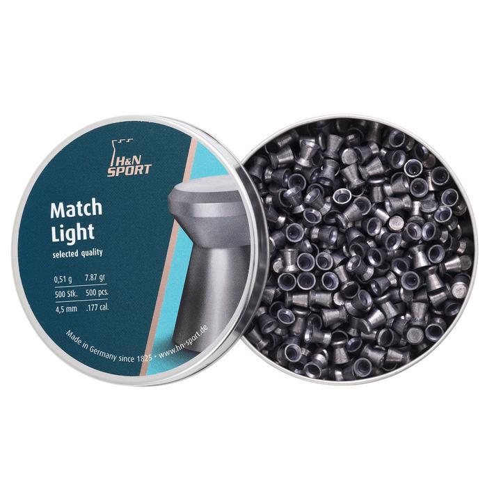 PLOMB H&N MATCH LIGHT 4,5mm