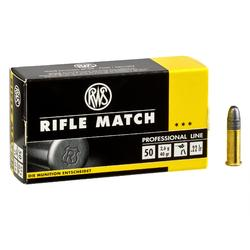 BALA 22 LR Rifle Match RWS