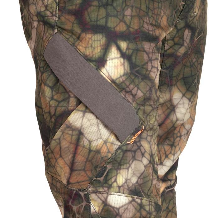 Pantalón Caza Solognac BGS 900 Silencioso Transpirable Sigilo