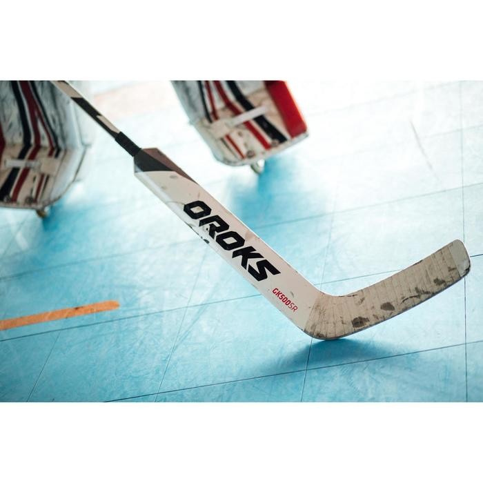 Torwartschläger Hockey 500 Kinder