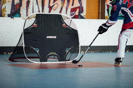 Розкладні ворота Kage для хокею