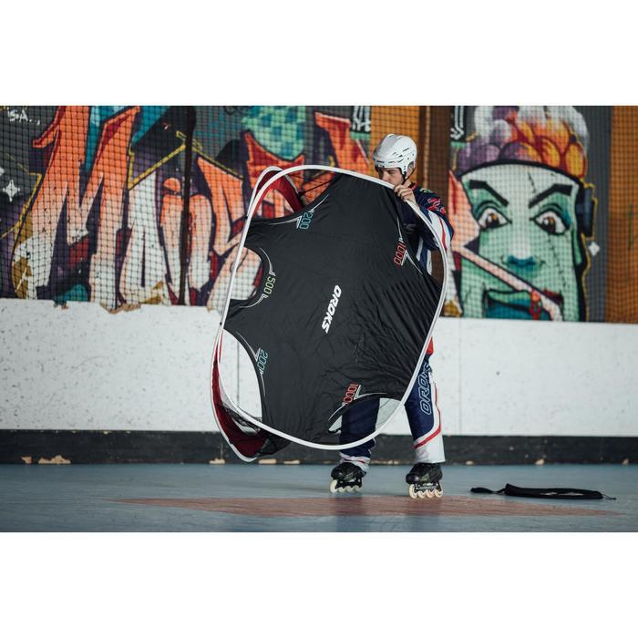 Zelfopenklappend hockeydoel The Kage