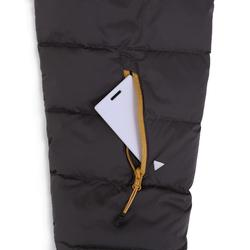 Ski-P 500 MEN'S WARM SKI DOWN JKT – BLACK