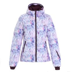 WOMEN'S WARM DOWN JKT 500 - PINK
