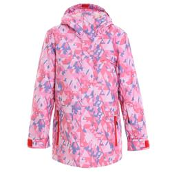 SNB JKT 500 JR Girls' Jacket