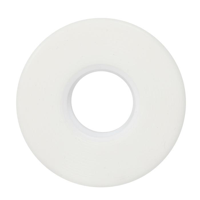 4 wielen voor kunstrolschaatsen 54 mm wit