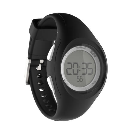 W200 S running watch timer black