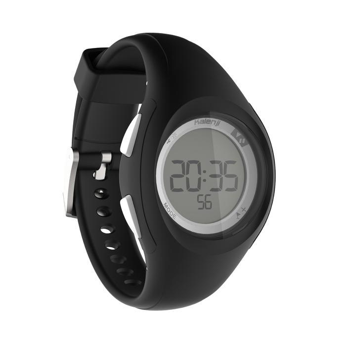 Relógio Cronómetro de corrida W200 S PRETO