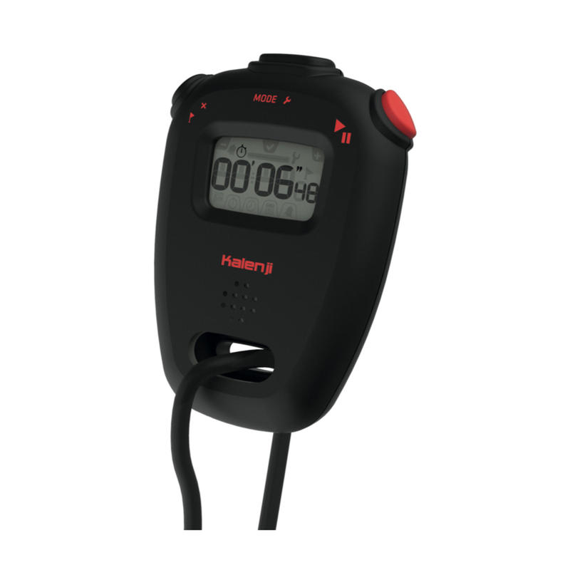 ONstart 110 Stopwatch Black