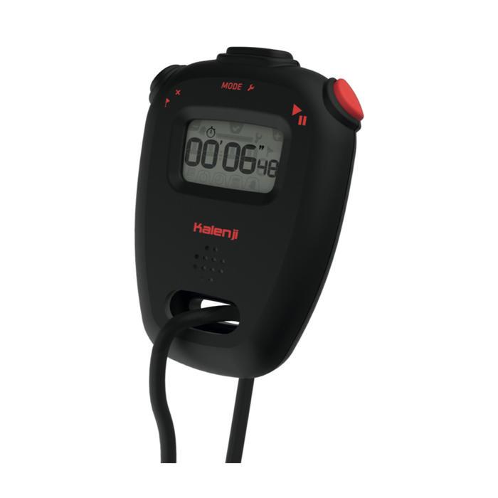 Stopwatch ONstart 110 zwart