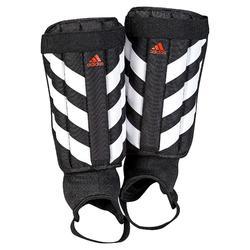Espinilleras Fútbol Adidas Vertomic Adulto Negro Blanco