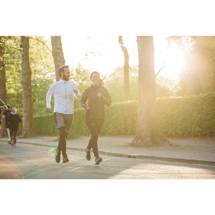 GILET SANS MANCHE RUNNING HOMME RUN WARM+ BLANC NIGHT