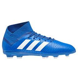 Voetbalschoenen kind Nemeziz 18.3 FG blauw