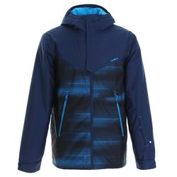 SKI-P PA 150 Men's Downhill Skiing Jacket - Blue