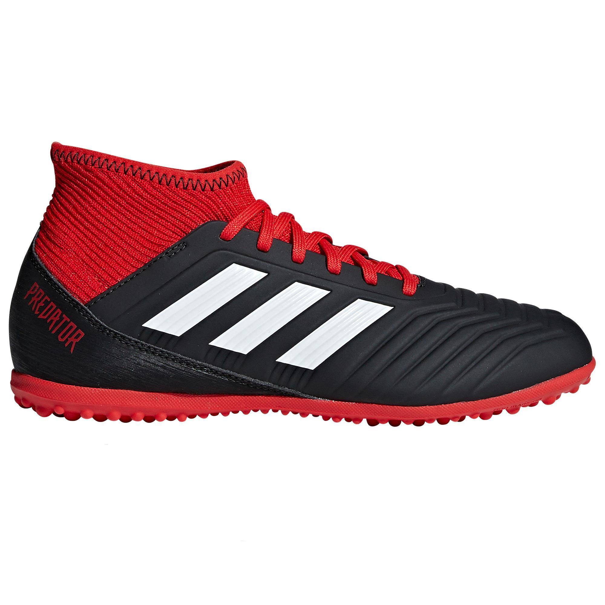 Adidas Voetbalschoenen kind Predator 18.3 HG zwart