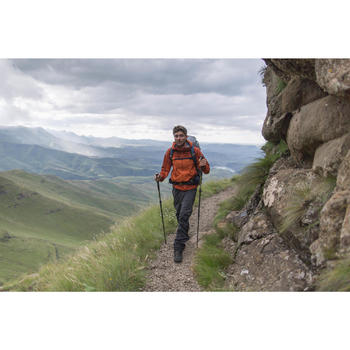 Chaqueta impermeable Montaña y Trekking Forcl