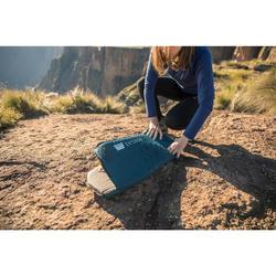Slaapmat voor trekking zelfopblazend Trek 500 XL blauw