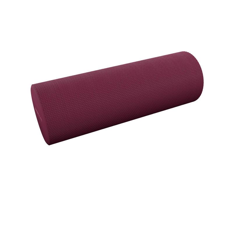 FOAM ROLLER MINI longueur 38cm Diamètre 13cm Violet