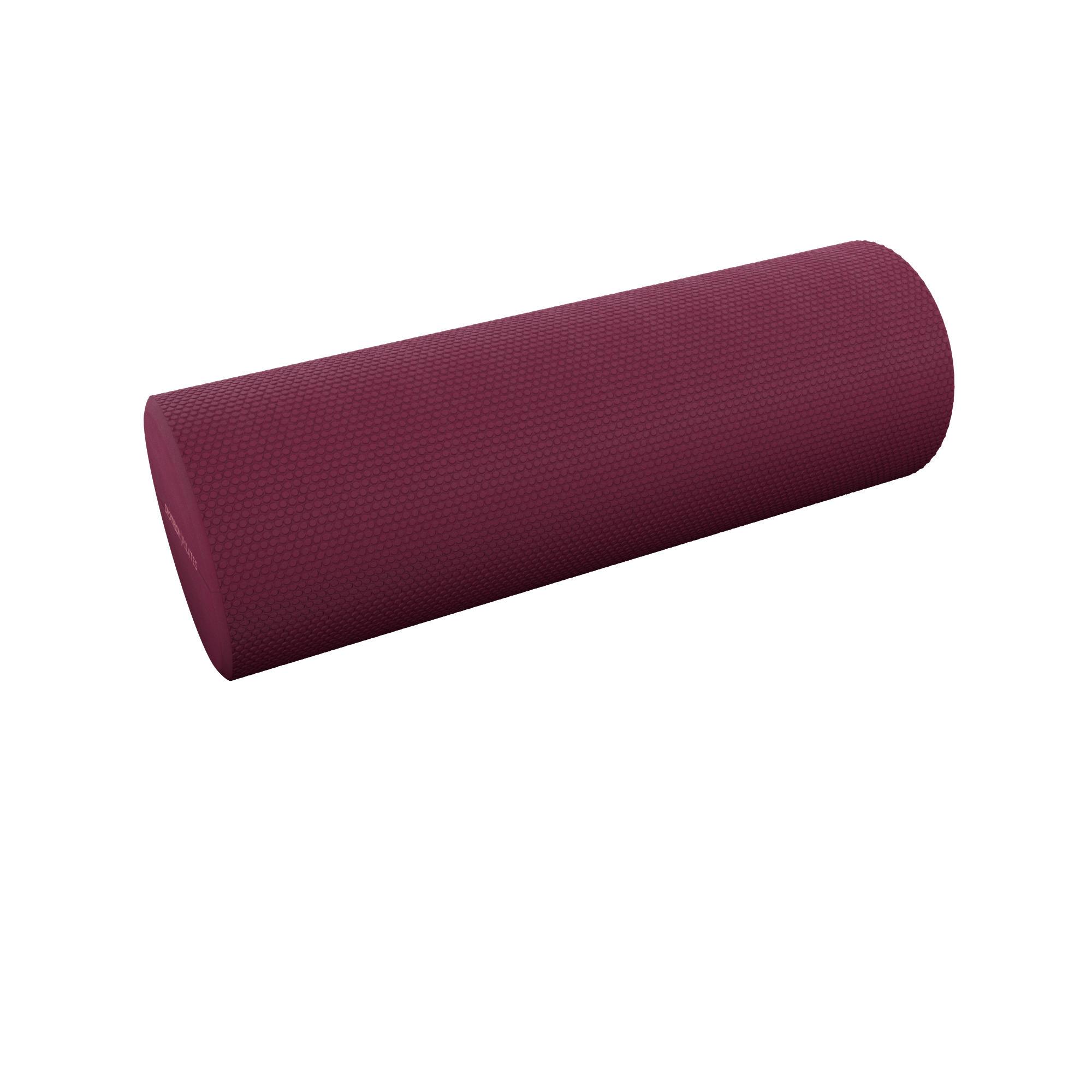 Mini Foam Roller Pilates Domyos Violeta 38 cm