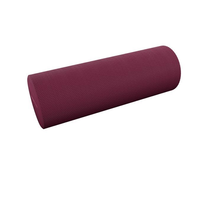 迷你泡棉滾筒 - 長38 cm/直徑13 cm/紫色