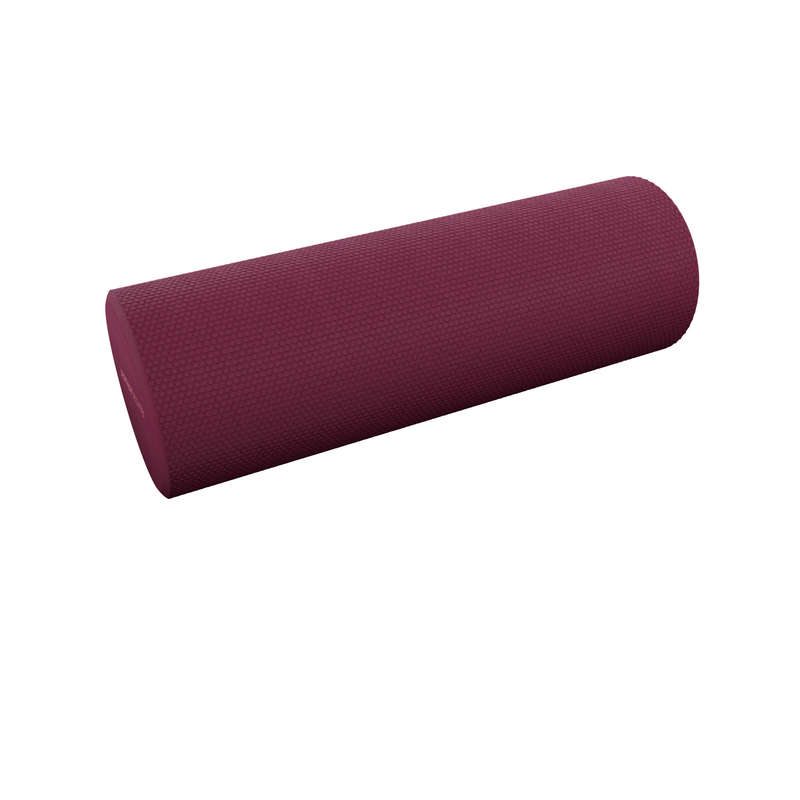 PILATES EQUIPMENT Fitness and Gym - Foam Roller 38cm DOMYOS - Fitness and Gym