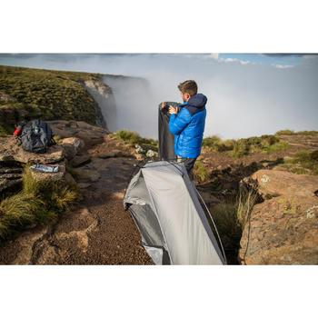 Trekkerstent Trek 900 ultralight 1 persoon grijs