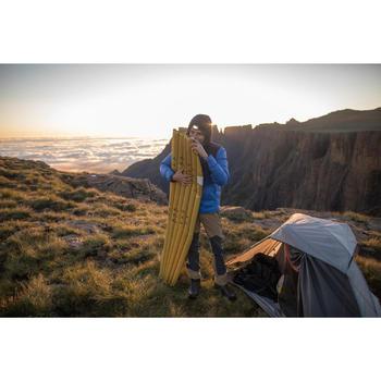 Matelas de trekking TREK700 air L jaune