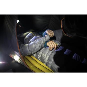 Trekking Inflatable Mattress Trek 700 Air L - Yellow