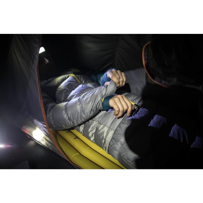 Trekking Luftmatratze Trek 700 Air L gelb