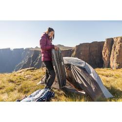 Eenpersoonstent voor trekking Ultralight 900 grijs