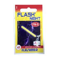 FLASHMER SVĚTLO FLASH NIGHT 3 MM 2 KS