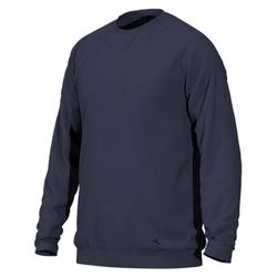 溫和健身與皮拉提斯運動衫500 - 藍色