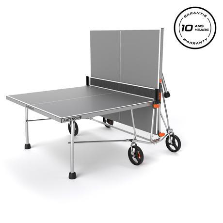 Tavolo free ping pong ppt 530 ft 830 outdoor artengo - Tavolo da ping pong decathlon prezzi ...