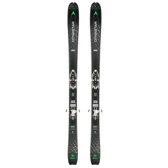 DYNASTAR Pack ski de randonnée Vertical Deer + fixations + peaux