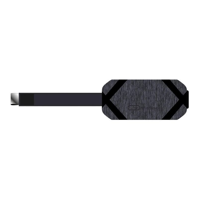 HANDHELD SMARTPHONE HOLDER - BLACK