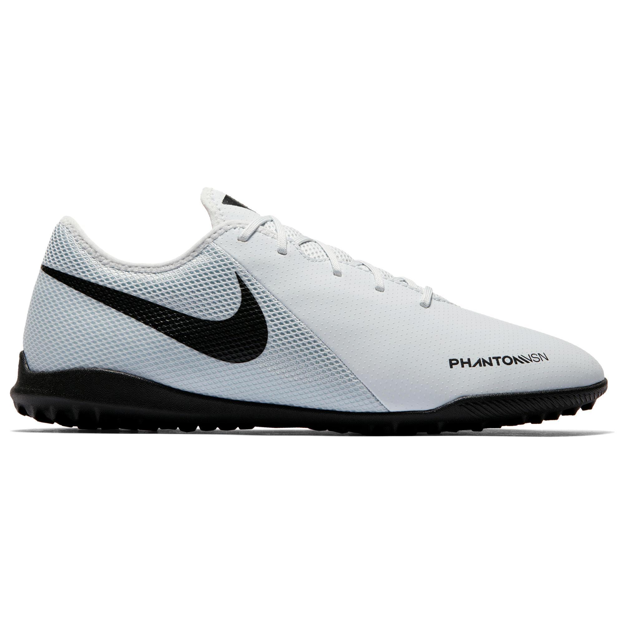 Nike Voetbalschoenen Phantom Vision Academy TF voor volwassenen wit/rood